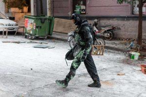 Κουκάκι: Ελεύθεροι οι εννέα συλληφθέντες