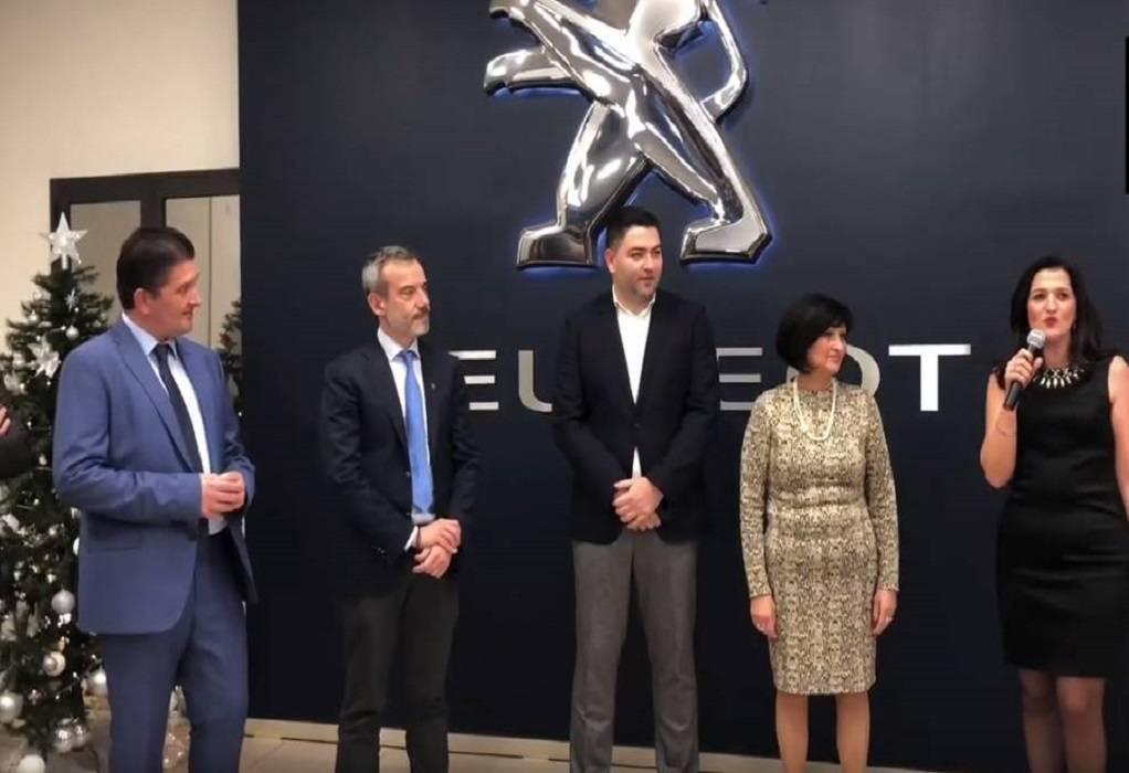 Παρουσίασε το νέο Peugeot o Ζέρβας (ΦΩΤΟ-VIDEO)