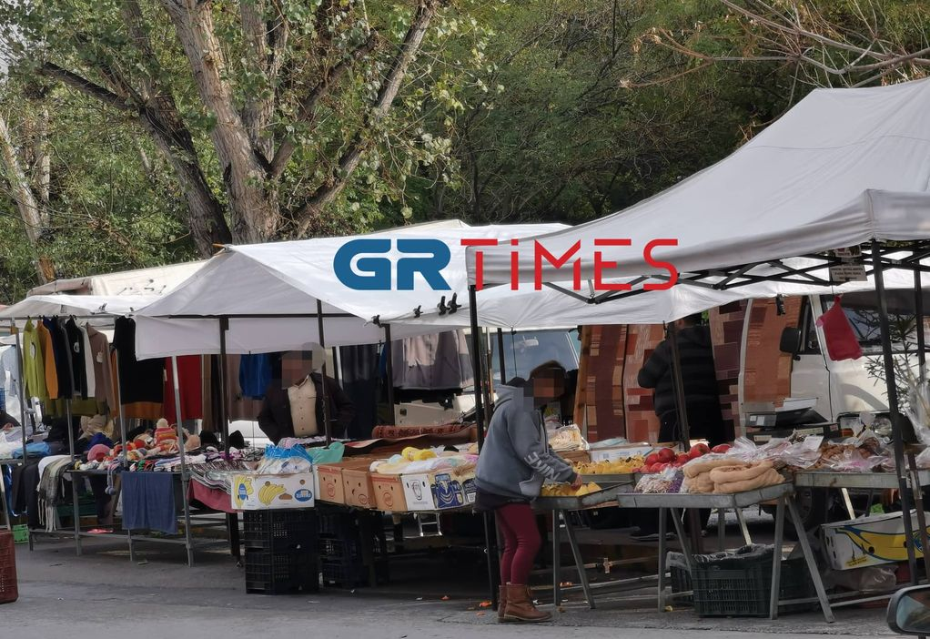 Κανονικά οι λαϊκές αγορές το Σάββατο και την Καθαρά Δευτέρα