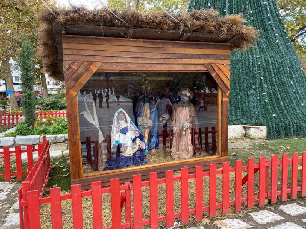 Λάρισσα: Έβαλαν…τζαμαρία σε φάτνη