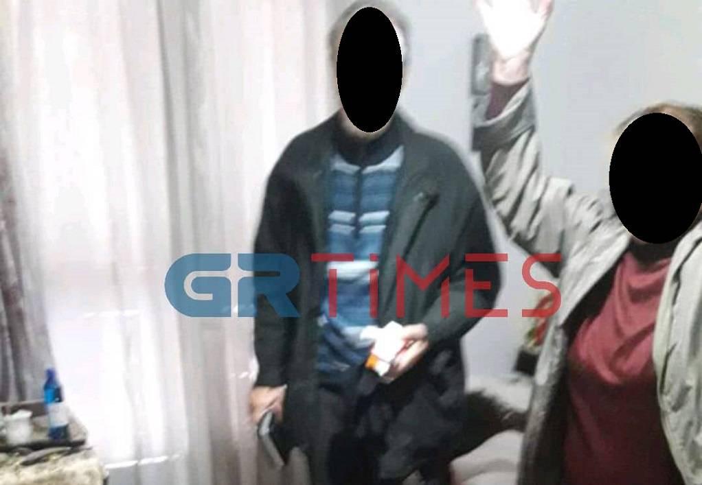Επανομή: Στιγμές τρόμου για ζευγάρι ηλικιωμένων στα χέρια ληστών (ΦΩΤΟ)