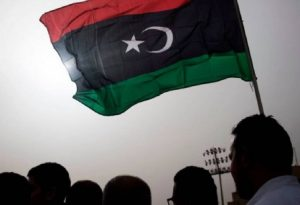Αεροπορική επίθεση σε βάση της Λιβύης (VIDEO)