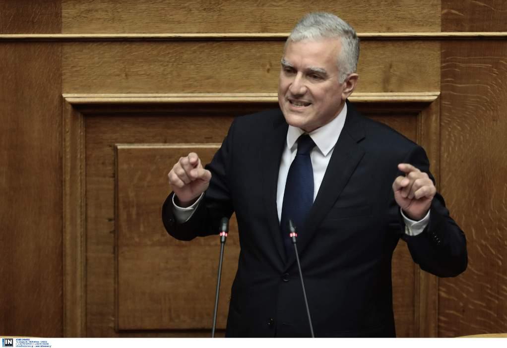 Βολουδάκης: Να υπερψηφιστούν οι αμυντικές δαπάνες