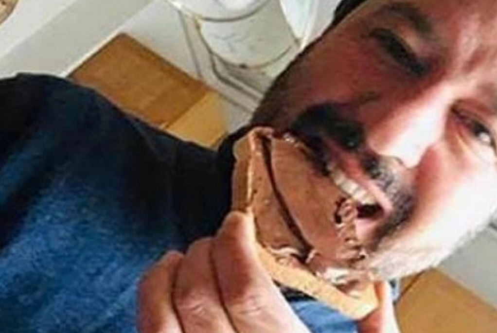 Σαλβίνι: Όχι στην κρέμα σοκολάτας γιατί έχει φουντούκια Τουρκίας