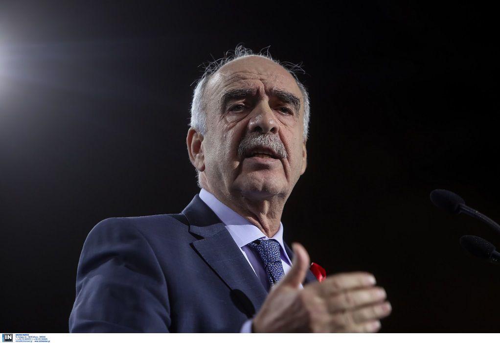 Μεϊμαράκης: Η ΕΕ στηρίζει την Ελλάδα στη Μεσόγειο