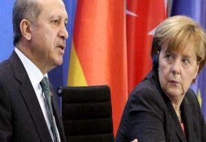Ερντογάν: Παράπονα δια τηλεφώνου στη Μέρκελ