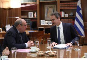 Ο ΔΟΜ καλεί την Ευρώπη να στηρίξει την Ελλάδα