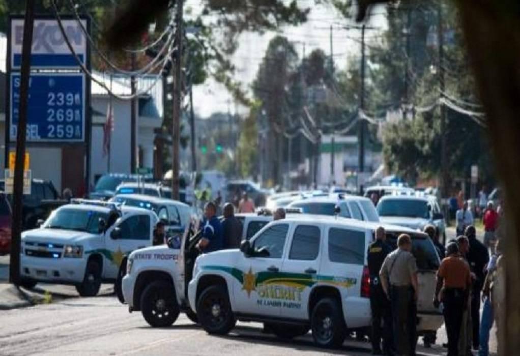 ΗΠΑ: Αστυνομικοί δέχθηκαν πυροβολισμός (VIDEO)