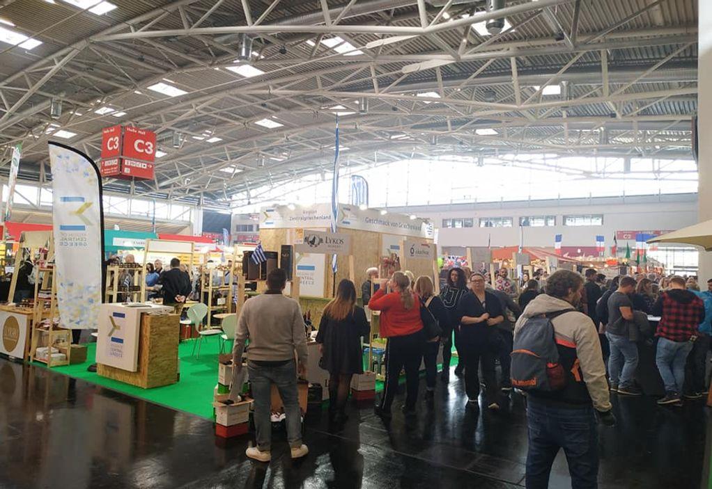 Μόναχο: Ελληνική συμμετοχή στην έκθεση Food & Life