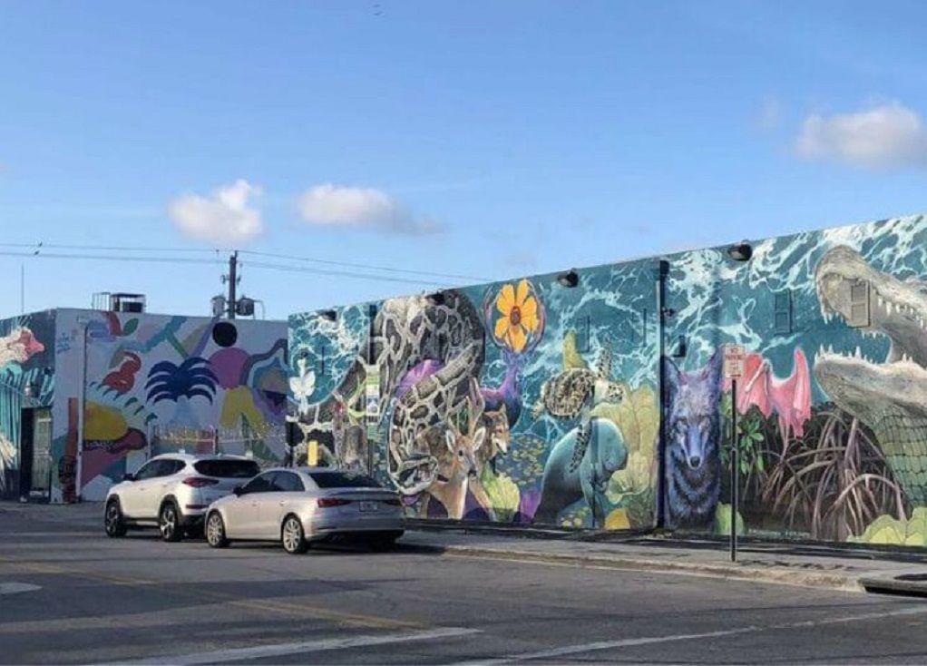 Στο Μαϊάμι το πρώτο μουσείο γκράφιτι στον κόσμο
