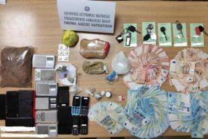 Βόλος: Εξαρθρώθηκαν δύο εγκληματικές οργανώσεις
