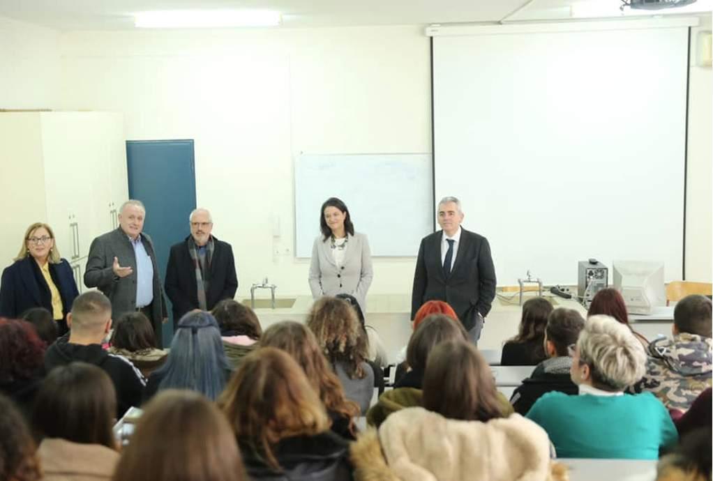 Κεραμέως: Ένα διήμερο γεμάτο εκπαίδευση σε Λάρισα και Καρδίτσα