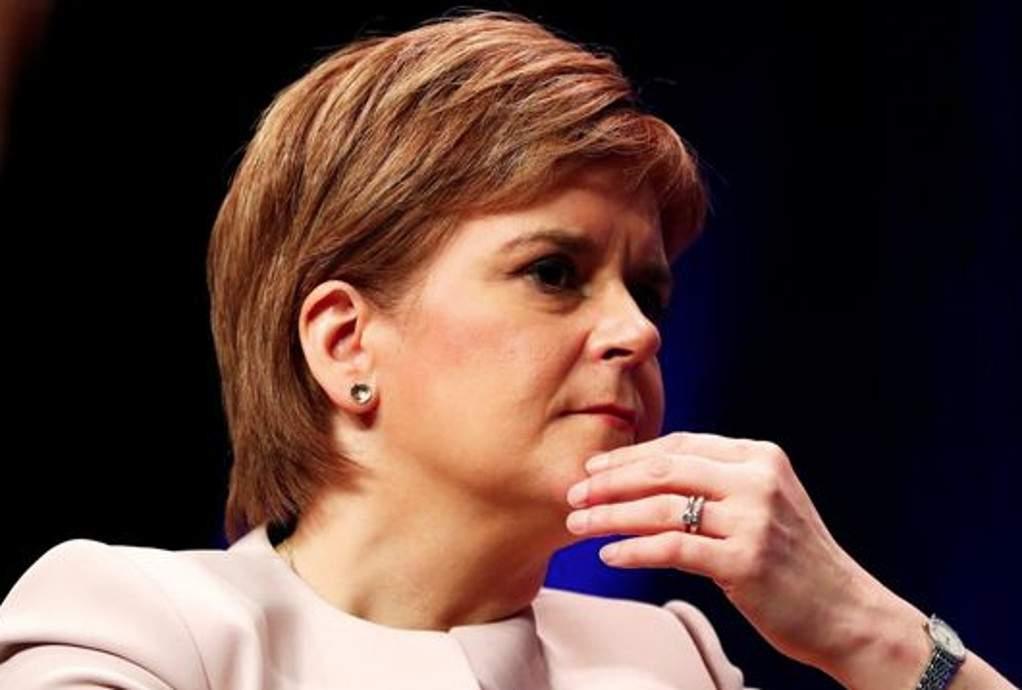 Στέρτζον: Η Σκωτία επιμένει σε δεύτερο δημοψήφισμα