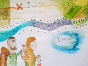 Θεσσαλονίκη: Παιδί από το Ιράκ «ξανάνοιξε» το νηπιαγωγείο της Σχολής Τυφλών