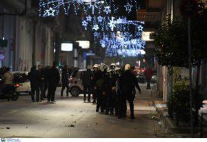 Πάτρα: Ελεύθεροι οι πέντε συλληφθέντες για επέτειο Γρηγορόπουλου