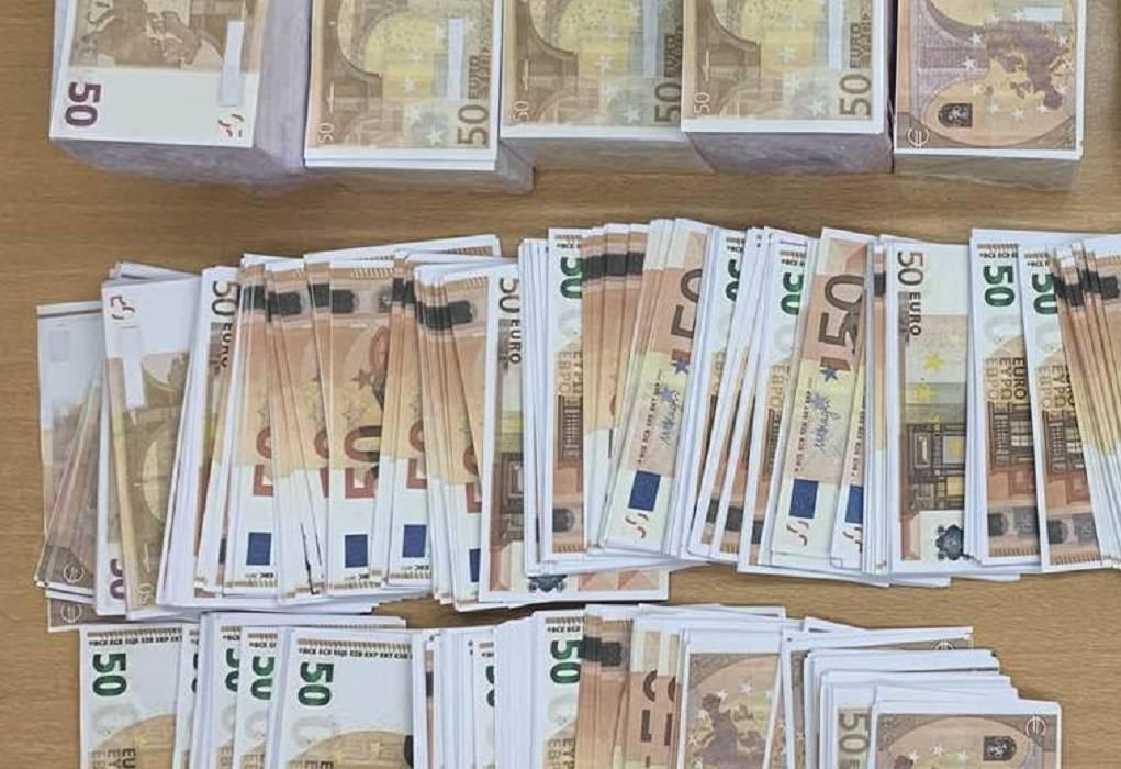 ΕΚΤ: Αυξήθηκαν τα πλαστά χαρτονομίσματα