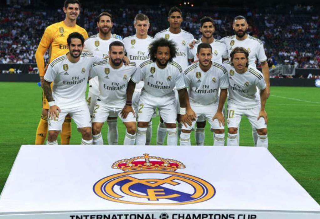 Η Ρεάλ Μαδρίτης κορυφαία ομάδα της δεκαετίας