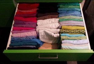 Τα πιο συχνά λάθη στο δίπλωμα των ρούχων