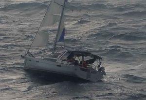 Λευκάδα: Εντοπίστηκε ιστιοπλοϊκό σκάφος με μετανάστες