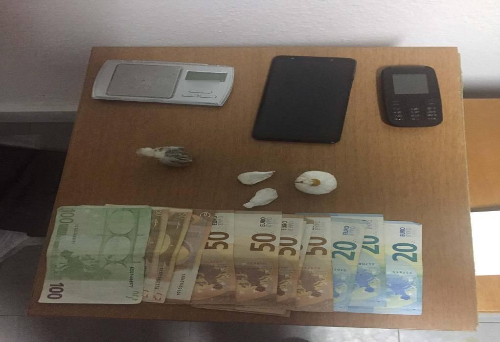 Θεσσαλονίκη: Σύλληψη αλλοδαπού για ναρκωτικά