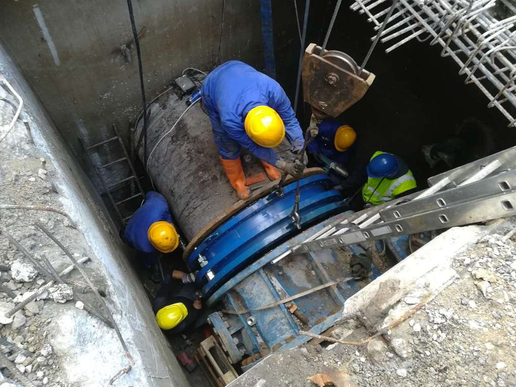 Ολοκλήρωση σύνδεσης υδραγωγείων Αλιάκμονα-Αραβησσού