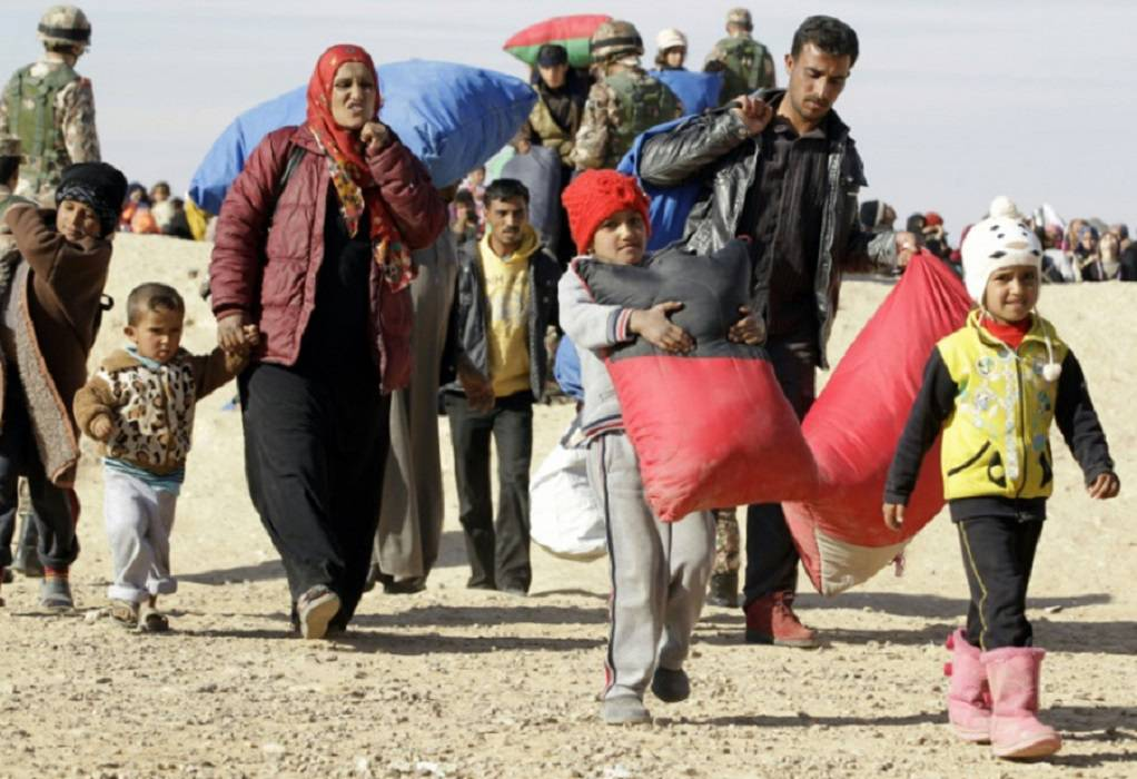 ΕΕ: Στο χαμηλότερο επίπεδο από το 2013 οι αφίξεις μεταναστών