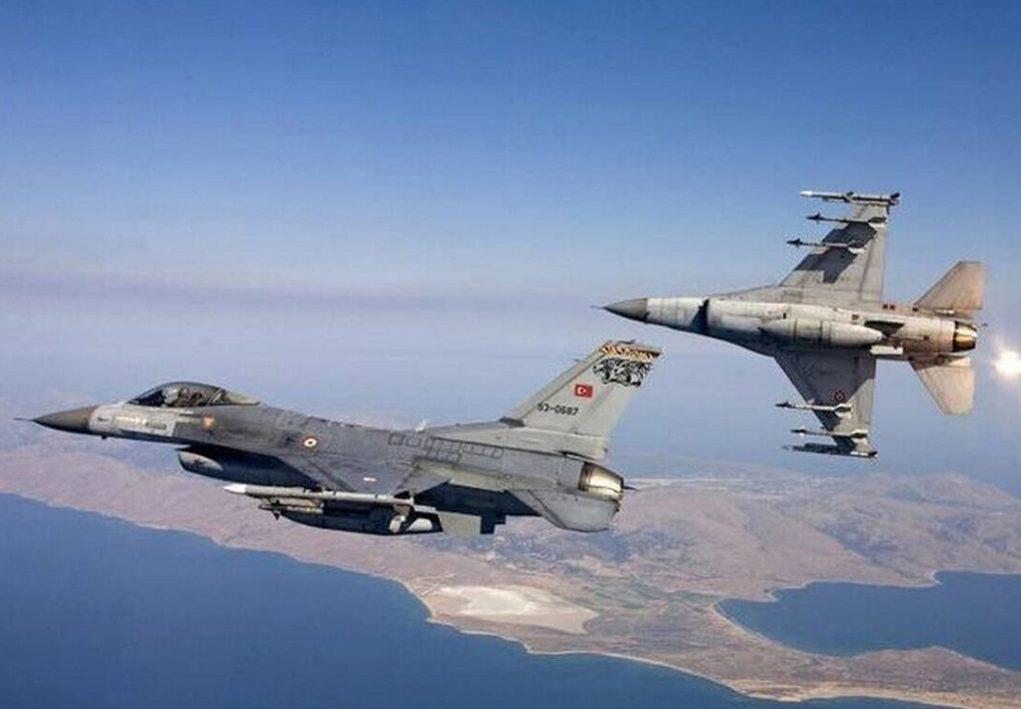 Nέες εναέριες τουρκικές παραβιάσεις στο Αιγαίο