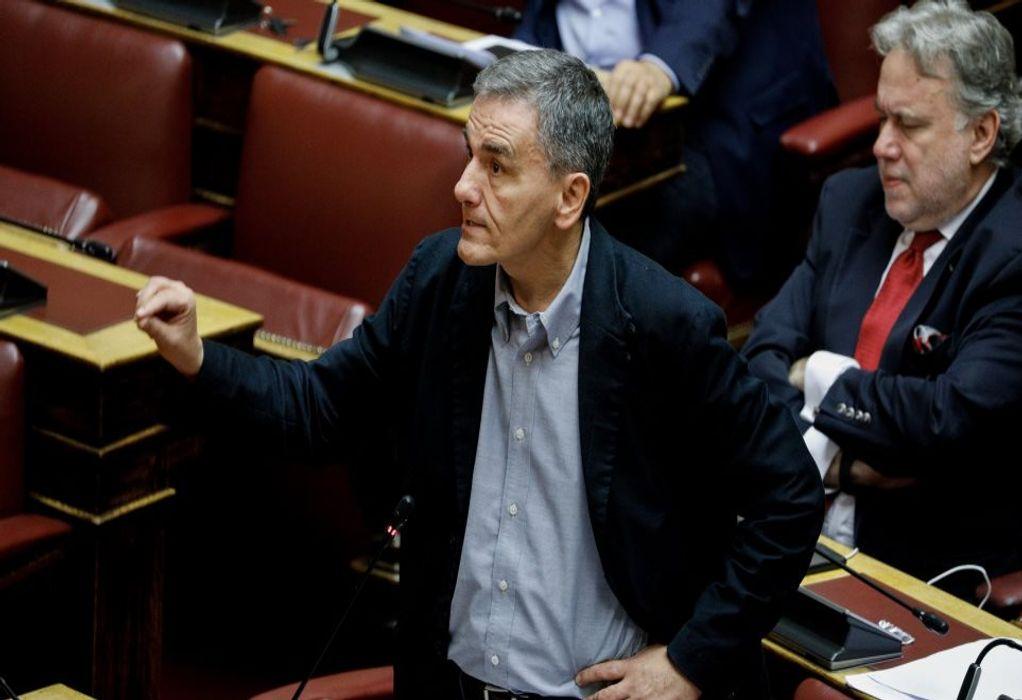 Αντιπαράθεση ΝΔ – ΣΥΡΙΖΑ για τις αστυνομικές έρευνες