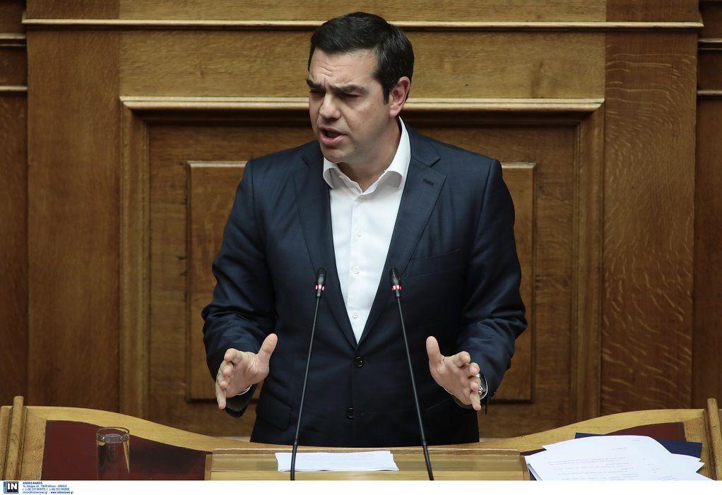 Τσίπρας: Δέσμη έξι πρωτοβουλιών για τα ελληνοτουρκικά