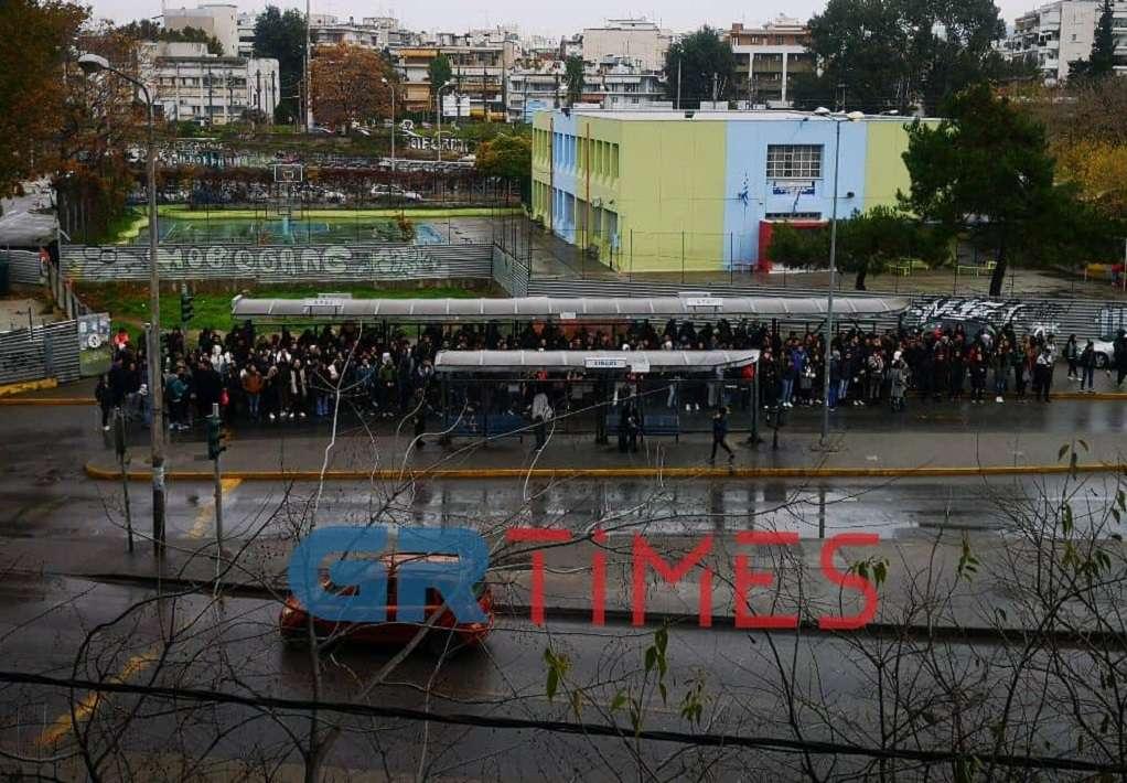 Το μαρτύριο των φοιτητών του ΤΕΙ Θεσσαλονίκης