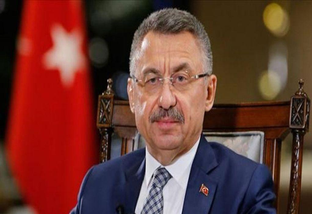 Κατέρρευσε κατά τη διάρκεια της ομιλίας του ο αντιπρόεδρος της Τουρκίας (VIDEO)