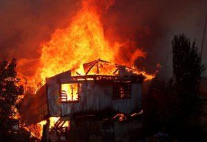 Χιλή: Πυρκαγιά κατέστρεψε 150 σπίτια
