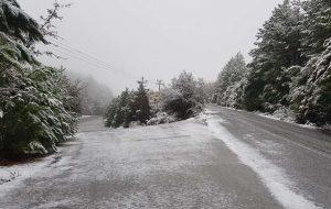 Εύβοια, Ευρυτανία και Φθιώτιδα στο έλεος του χιονιά