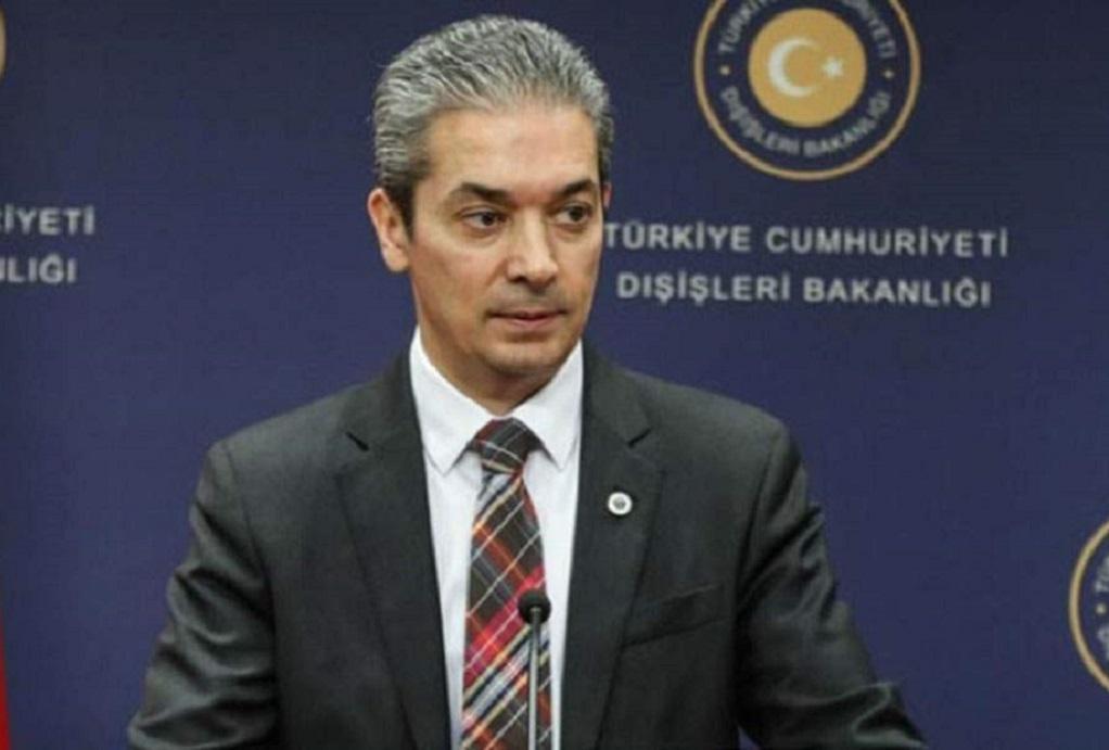 Άγκυρα: Ψευδείς και εχθρικοί ισχυρισμοί κατά της τουρκικής ιστορίας