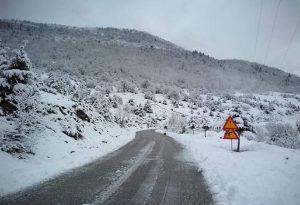 Κακοκαιρία: 20 πόντους χιόνι στα Τρίκαλα!
