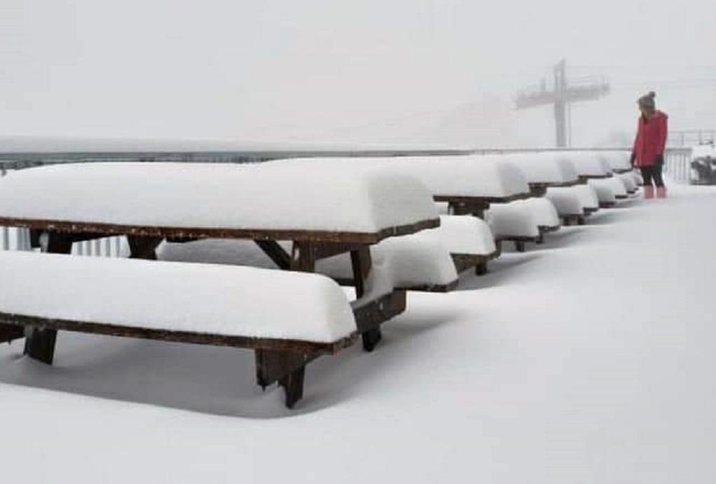 Αυστραλία: Πρωτοφανής χιονόπτωση αρχές καλοκαιριού (VIDEO)