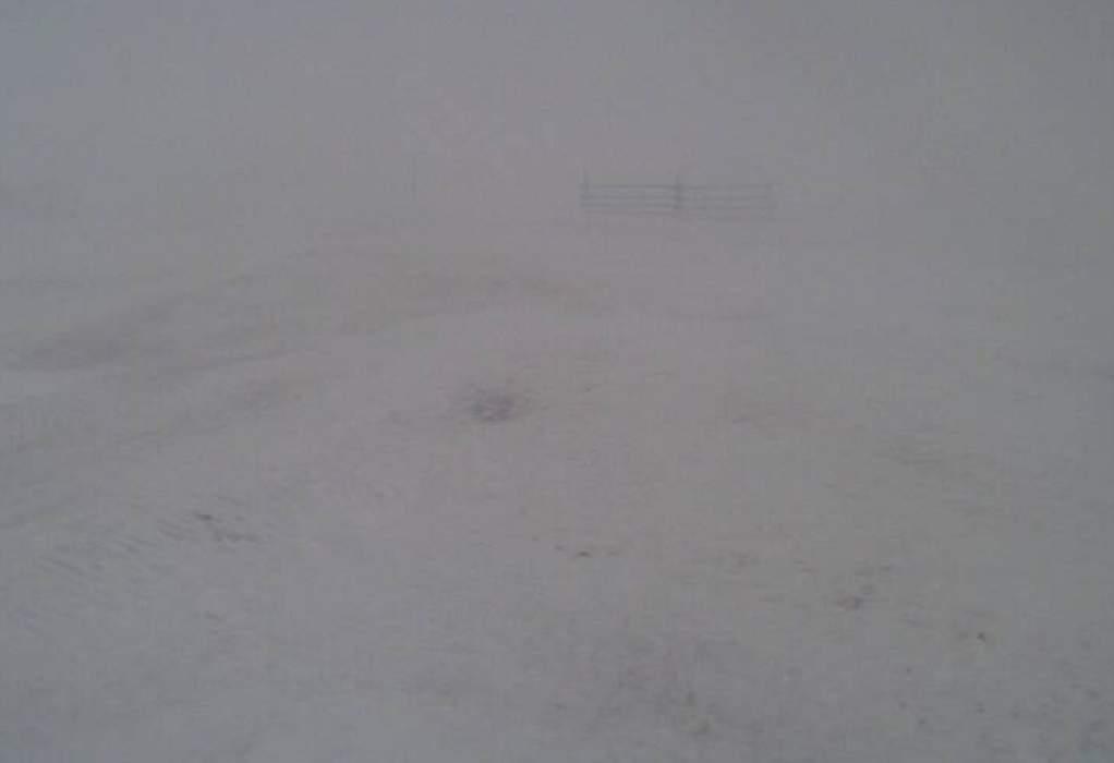 Κλειστό το χιονοδρομικό στο Καϊμάκτσαλαν