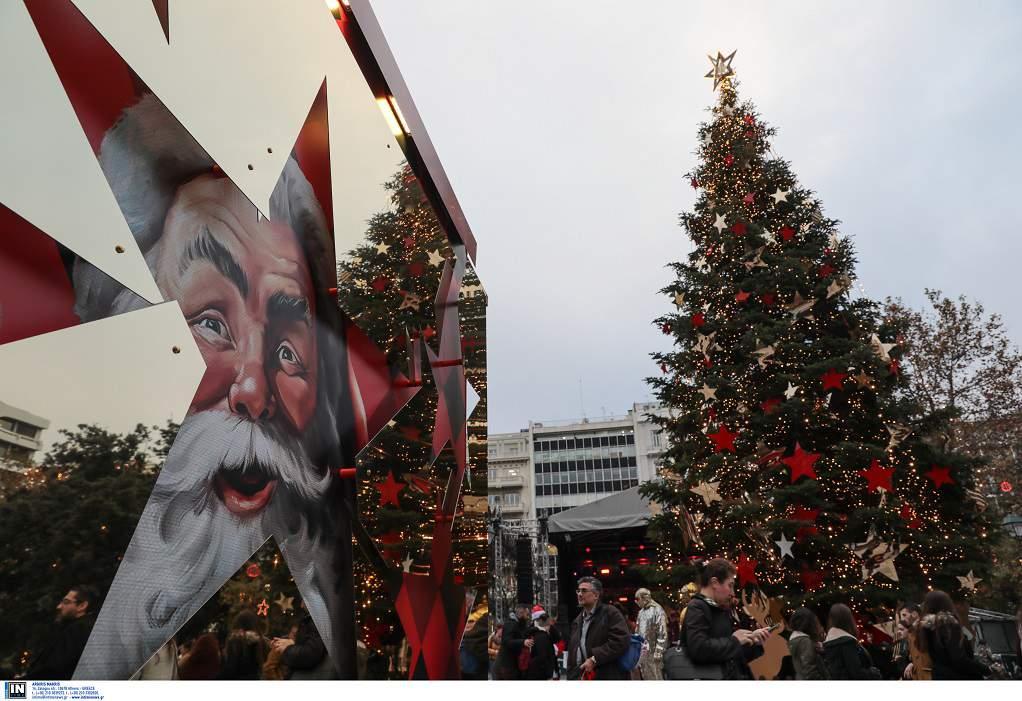 Αθήνα: Με φαντασμαγορική γιορτή το 2020, στο Σύνταγμα
