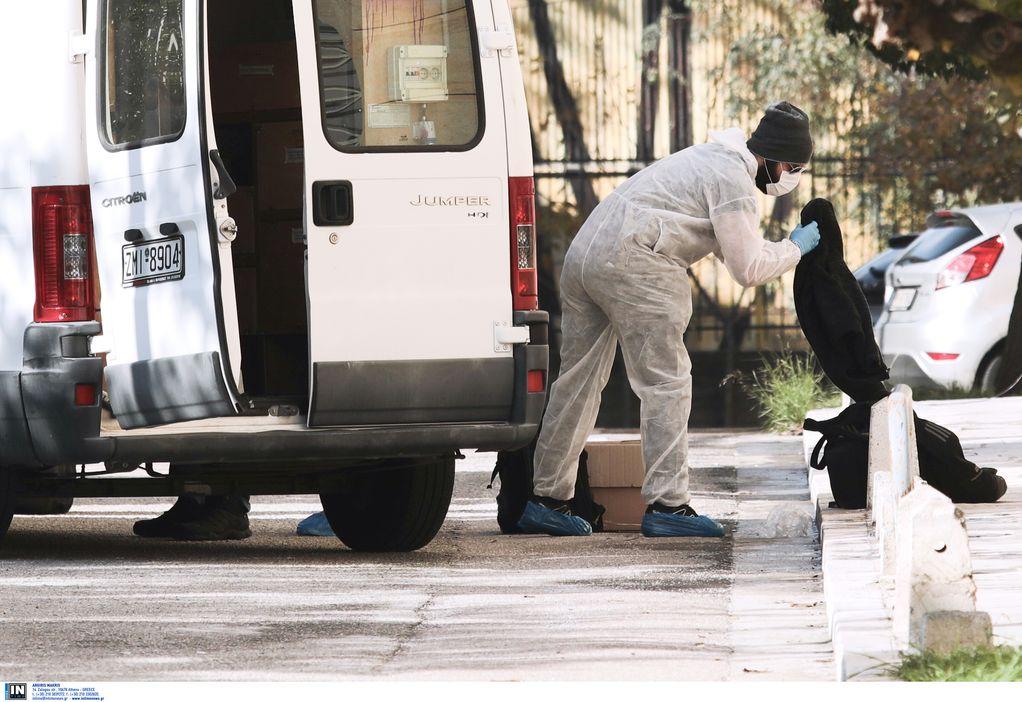 Η ΕΛΑΣ επί ποδός μετά την βόμβα στο Α.Τ. Ζωγράφου