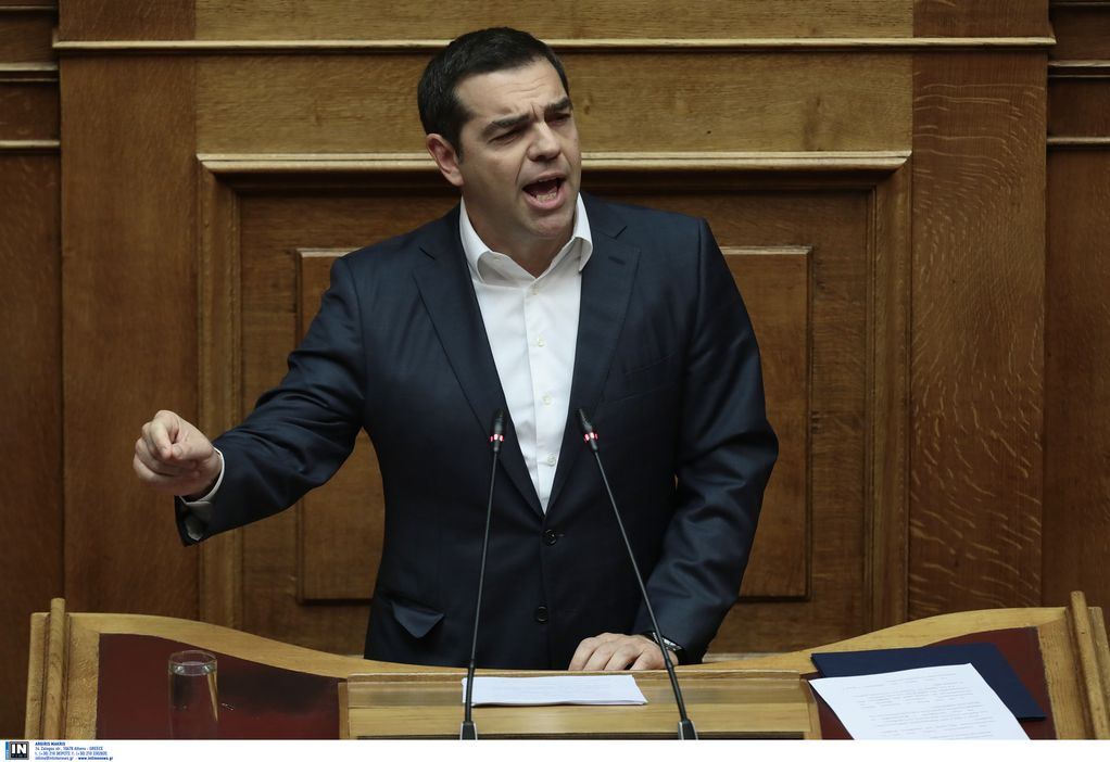 Ομιλία του Α. Τσίπρα στη Κ.Ο. του ΣΥΡΙΖΑ (LIVE)