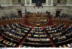 LIVE: Η συζήτηση στη Βουλή για τα εργασιακά