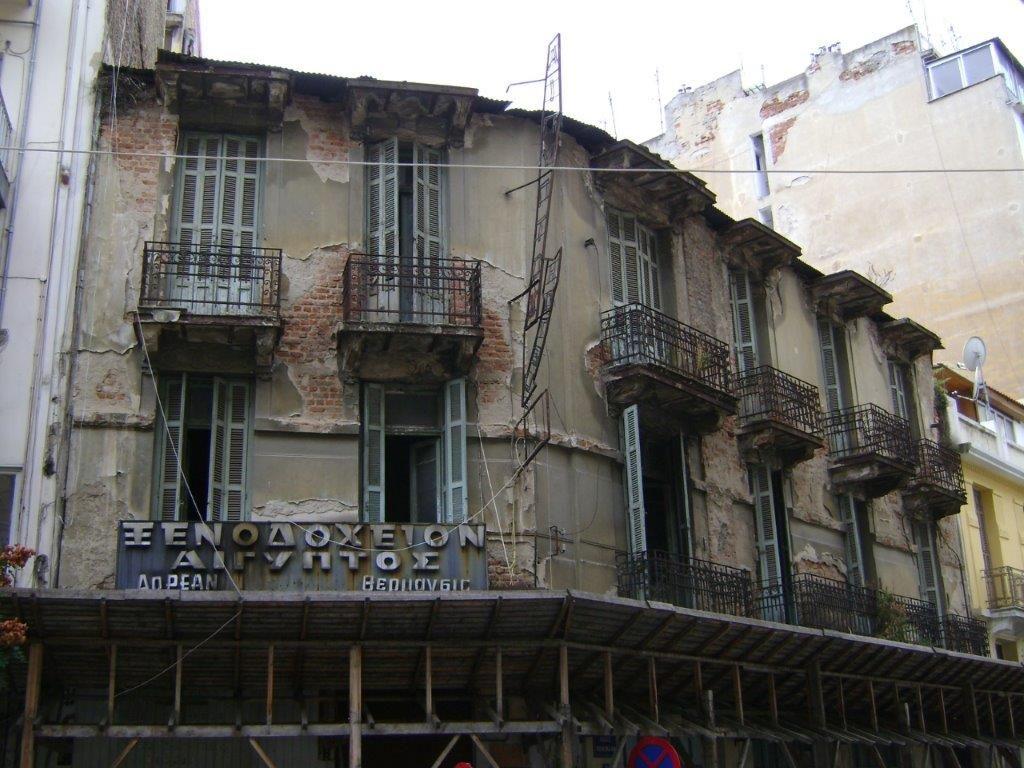 κτιριο- Αιγυπτος