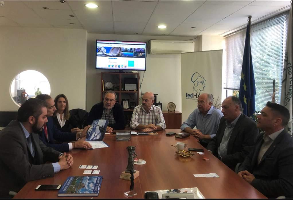 FedHATTA: Υπεραξία για τον τουρισμό τα υδροπλάνα