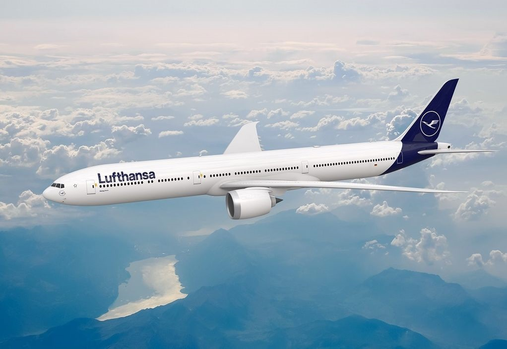 Lufthansa: Πετώντας…προς καλοκαιρινούς προορισμούς