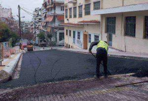 Δήμος Νεάπολης-Συκεών: Δίνεται στην κυκλοφορία νέος δρόμος