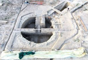 Πύλος: Βρέθηκαν δύο ασύλητοι θολωτοί τάφοι (ΦΩΤΟ)