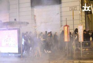 Επεισόδια και δακρυγόνα στο Χονγκ Κονγκ (VIDEO)