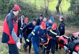 Ξηρόμερο: Αγροτικό όχημα έπεσε σε αρδευτική στέρνα – Ένας νεκρός