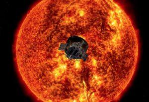 Εντυπωσιακές εικόνες του ήλιου από το Parker Solar Probe