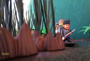 "Tα Μυστικά του Βάλτου ""ζωντανεύουν"" με Playmobil"